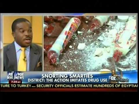 Hard Candy - School District: Smarties Violate Drug Policy - Fox & Friends