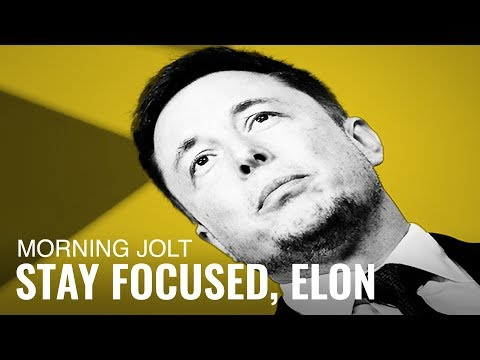 Tesla CEO Elon Musk Can't Afford to Get Distracted Right Now