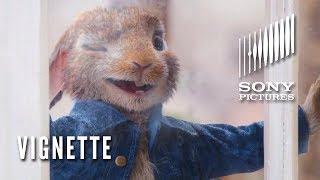 """PETER RABBIT Vignette - James Corden as """"Peter Rabbit"""""""