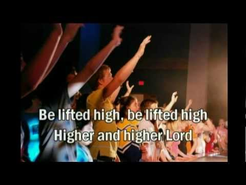Be lifted high - Brian Johnson (Bethel Church) (with lyrics) (Worship with tears 20)