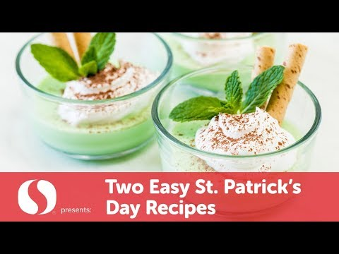 Two Easy St. Patrick's Day Recipes | St. Patrick's Day | Safeway