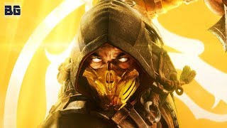 Mortal Kombat 11 - O Filme (Dublado)