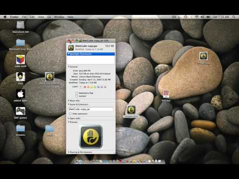 how to change icons on mac (img2icns)