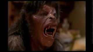An American Werewolf In London (1981) Transformation Scene HD