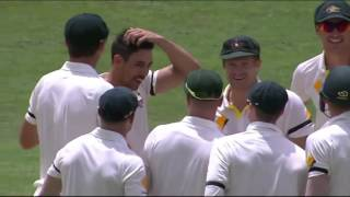 Mitchell Johnson GAME CHANGING SPELL vs India, 2nd Test Gabba 2014/15