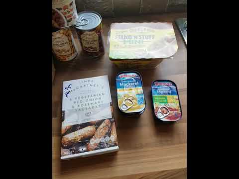 Slimming World Mini Tesco Haul