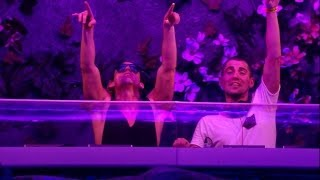 Dimitri Vegas & Like Mike - Watch Out For This (Major Lazer) vs. Hey Now @ Tomorrowland 2013