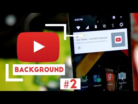 Play YouTube in Background in Moto G3 ( or any Android Smartphone) [NO ROOT]