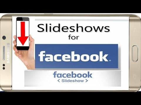 How to Use Facebook : How to Create a Slideshow on Facebook with your Photos | In Hindi