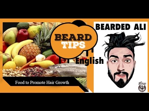 Food to promote hair growth