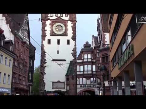 Black forest   Triberg   Titisee   Freiburg   Germany