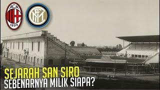 SEJARAH STADION SAN SIRO : Lapangan 2 Klub Sepak Bola