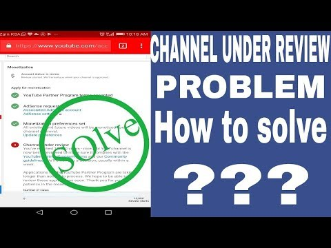 Youtube Monetization not Enabled after 10K Views ? Still Under Review !Problem & Solution  (English)