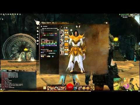 Guild Wars 2 - Armor Dye