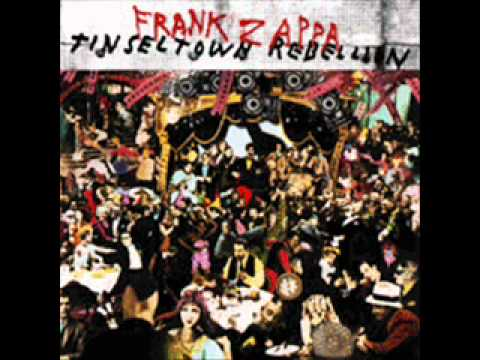 "FRANK ZAPPA-""For The Young Sophisticate"" LYRICS"
