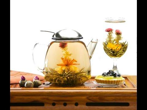 Blooming Tea - Flowering Tea - The art of unfolding Flowers