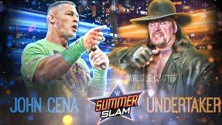 John Cena & Undertaker PLANNING Return On RAW ? Summerslam 2018 Undertaker Vs John Cena !