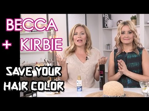3 Easy Tricks to Prevent Your Hair Color From Fading