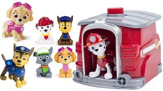 Learn Colors with Paw Patrol Lost Puppies Magical Pup House | Fizzy Fun Toys