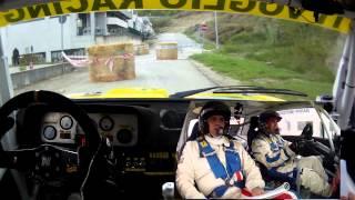 Camera Car Diana-Cantamessa 1°Manches 40° Circuito Rally San Marino