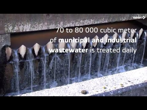 Increased energy and environmental efficiency at Tampere Water wastewater treatment plant