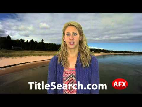 Property title records in Montcalm County Michigan   AFX