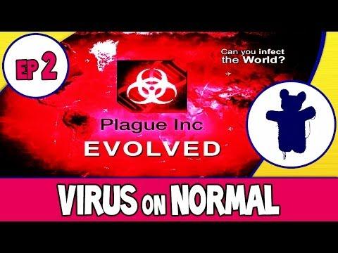 Plague Inc Evolved | Virus | Normal Walkthrough