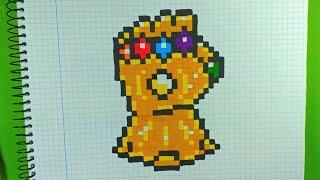 Cómo Dibujar Un Vidrio Cocktail Kawaii Paso A Paso En Pixel Art