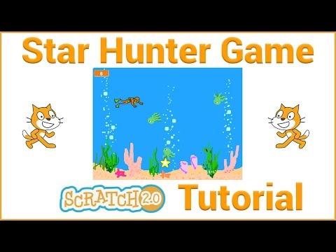 Scratch Tutorial - Star Hunter Game