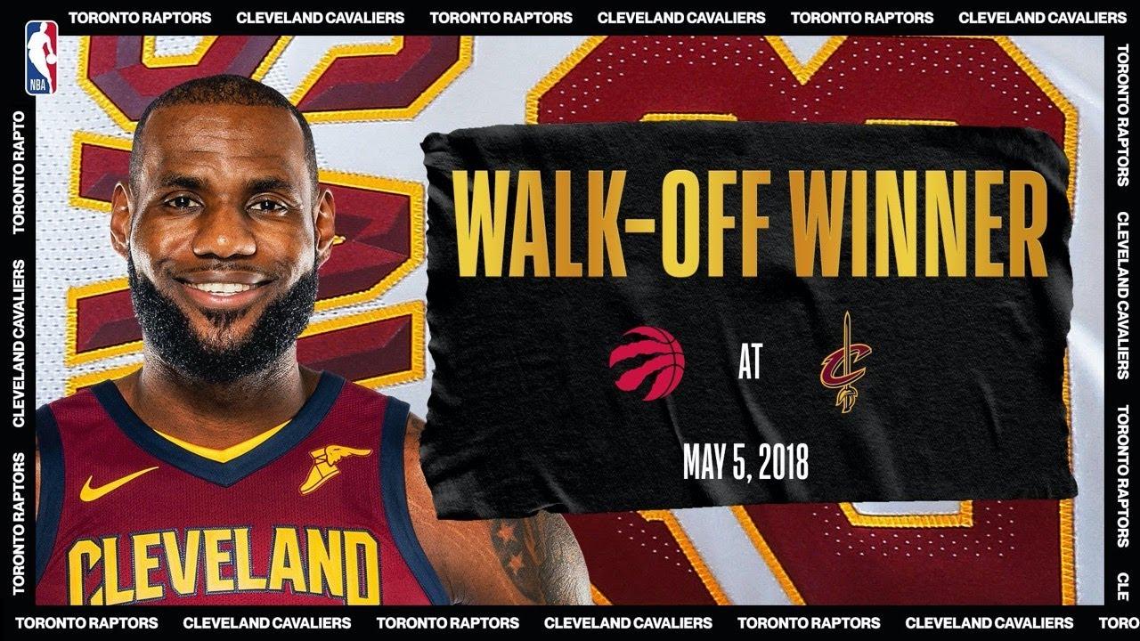 Walk-Off Winner By LBJ   #NBATogetherLive Classic Game