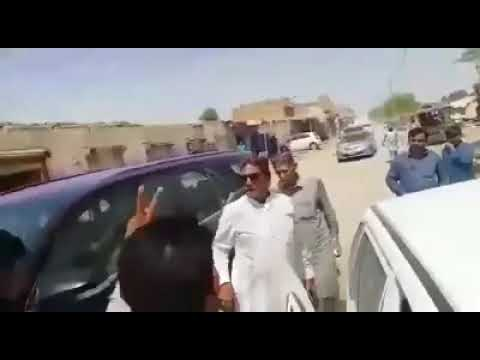 Saleem Jan mazari PPP k X MPA  Ki Bezati Tangwani Vote Mangne pe