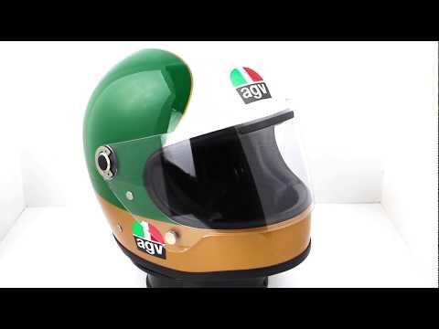 AGV Legends X3000 Agostini Limited Edition Helmet