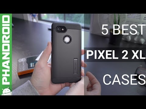 5 Best Pixel 2 XL cases from Spigen