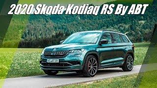 2020 Skoda Kodiaq RS By ABT Sportsline