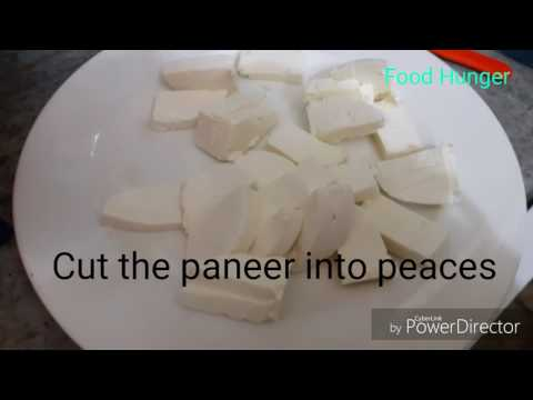 How to make Bhuna masala paneer || Rohan kapoor