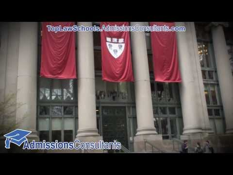 Harvard Law School Admissions Profile