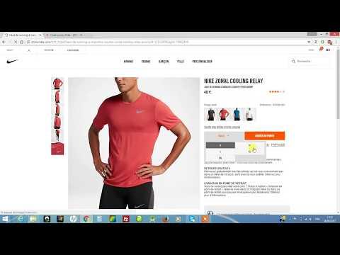 Code Promo Nike - Économiser de l'argent sur Nike
