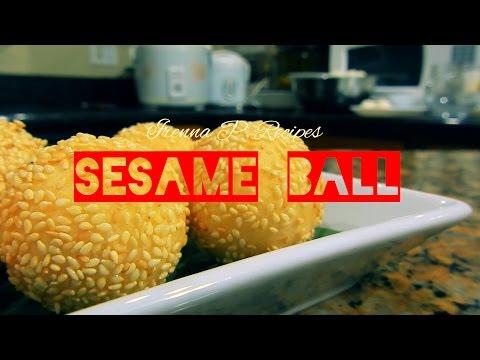 Sesame Ball/ Pob Noob Hnav