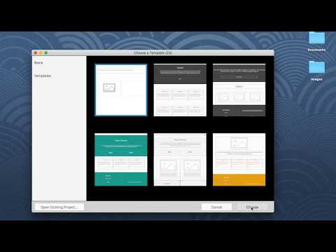Create a responsive HTML email and test layouts using Apple Mail