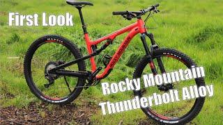 Rocky Mountain Thunderbolt Alloy