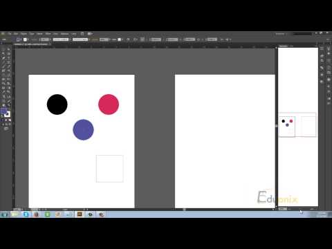 Navigation and Saving and Using Views in Adobe Illustrator