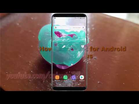 Android Nougat : How to Find SE for Android status in Samsung Galaxy S8 or S8+