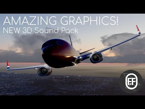 Download XP11 Amazing Realism! | Must Have FREE 3D Sound