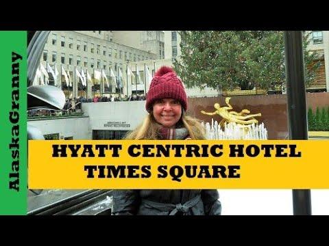 Best Hotel New York Hyatt Centric Times Square Manhattan