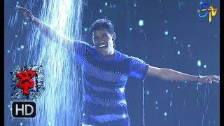 Raju Performance | Dhee 10 |  11th April 2018   | ETV Telugu