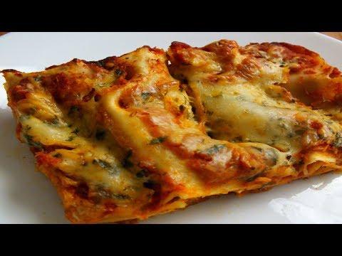 How To Make An Easy Vegetarian Lasagna
