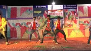 Hip hop dance on Rajasthani Songs choreographed by Suraj