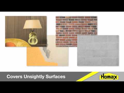 Homax® Roll-On Textures