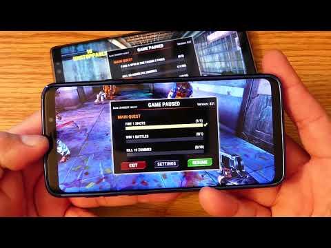 Se agarran a punos S9 Plus vs Note 8 - Prueba de Desempeno Gaming