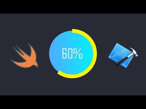 How To Create Animated Circular Progress Bar In Swift Using Xcode